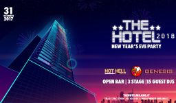 New Year's Eve THE HOTEL Milano